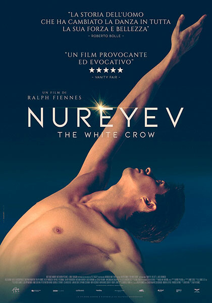 """The Original Ones""    THE WHITE CROW-(NUREYEV)  di Ralph Fiennes."