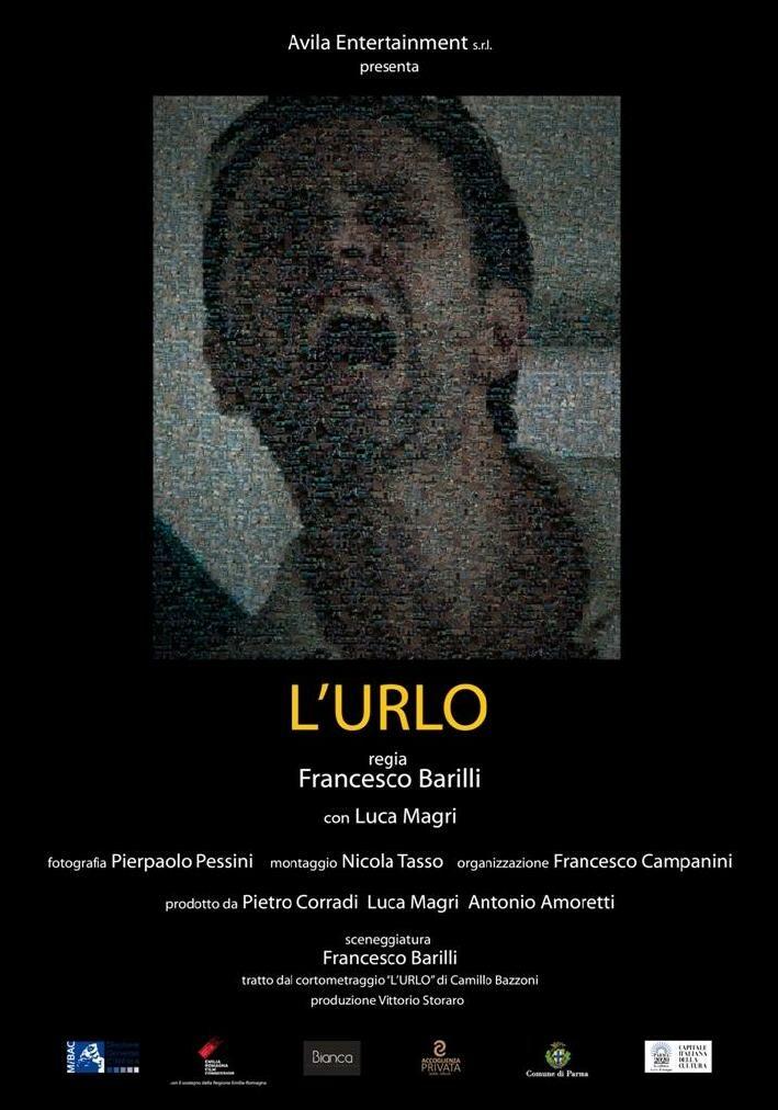 """""""L'Urlo"""", a Parma in anteprima nazionale il corto di Francesco Barilli con Luca Magri"""