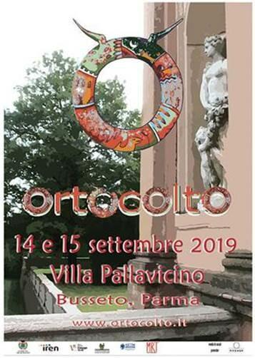 """""""Ortocolto""""nella Villa Pallavicino a Busseto"""