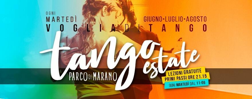 Milonga di Voglia di Tango Tdj Robby Zambelloni