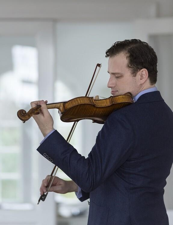 CONCERTO DI CAPODANNO AL PAGANINI con Nikolaj Znaider alla guida della Filarmonica Toscanini nel duplice ruolo di direttore e solista