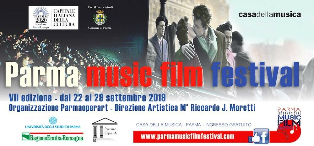 PARMA INTERNATIONAL MUSIC  FILM FESTIVAL  VII° Edizione
