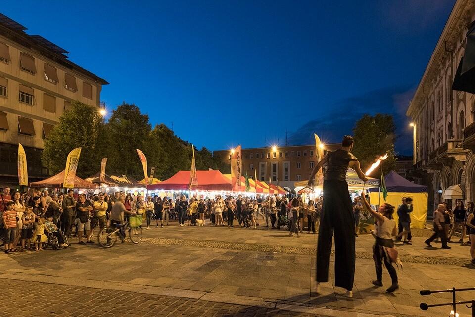 Street Food - Fiesta Loca in Piazza Garibaldi a Fidenza