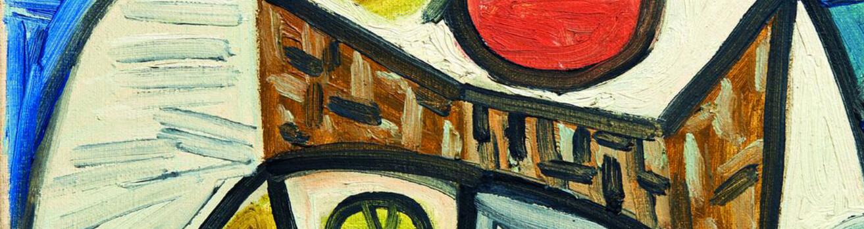 UNA RACCOLTA D'ARTE RITROVATA  all'APE  Parma museo: opere di Monet, Picasso, Balla e...