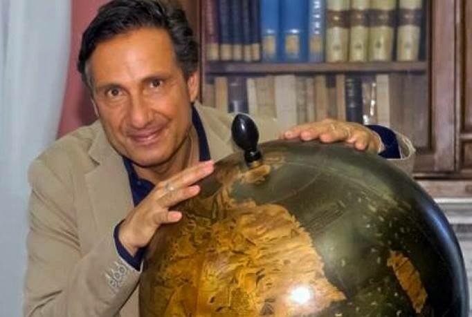 """Conferenza di Mario Tozzi """"Il tempo del pianeta terra e il tempo dell'uomo"""""""