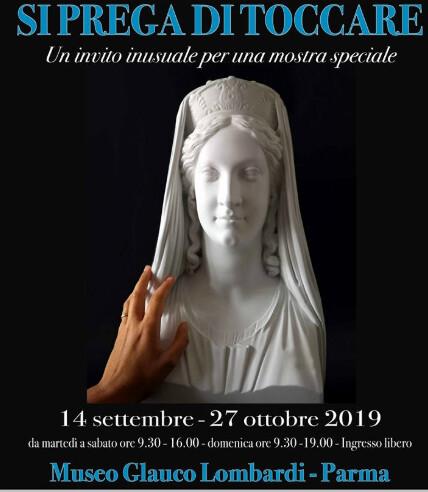 Si prega di toccare: un invito inusuale per una mostra speciale