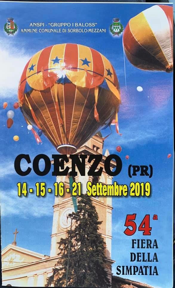 Festa della simpatia a Coenzo