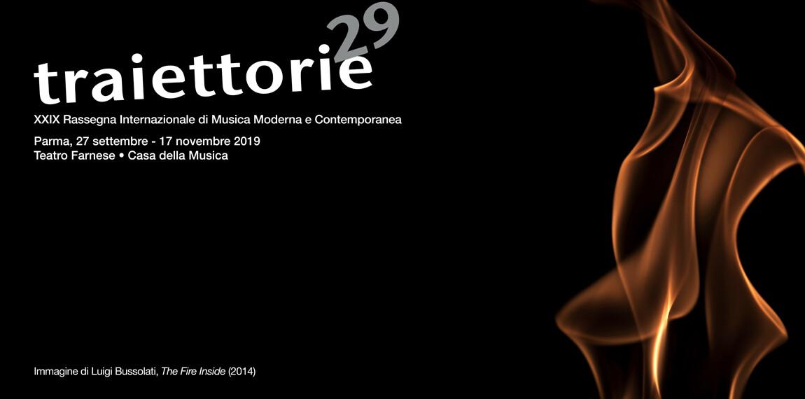 """TRAIETTORIE"" Rassegna internazionale di musica moderna e contemporanea."