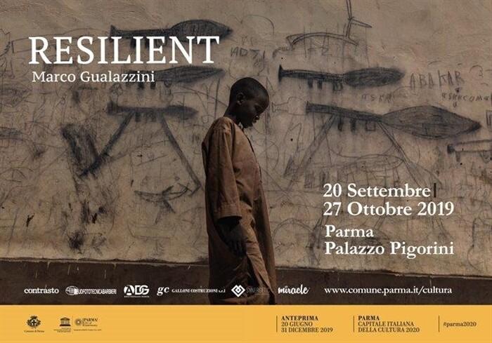 Resilient mostra di fotografie di Marco Gualazzini  a Palazzo Pigorini