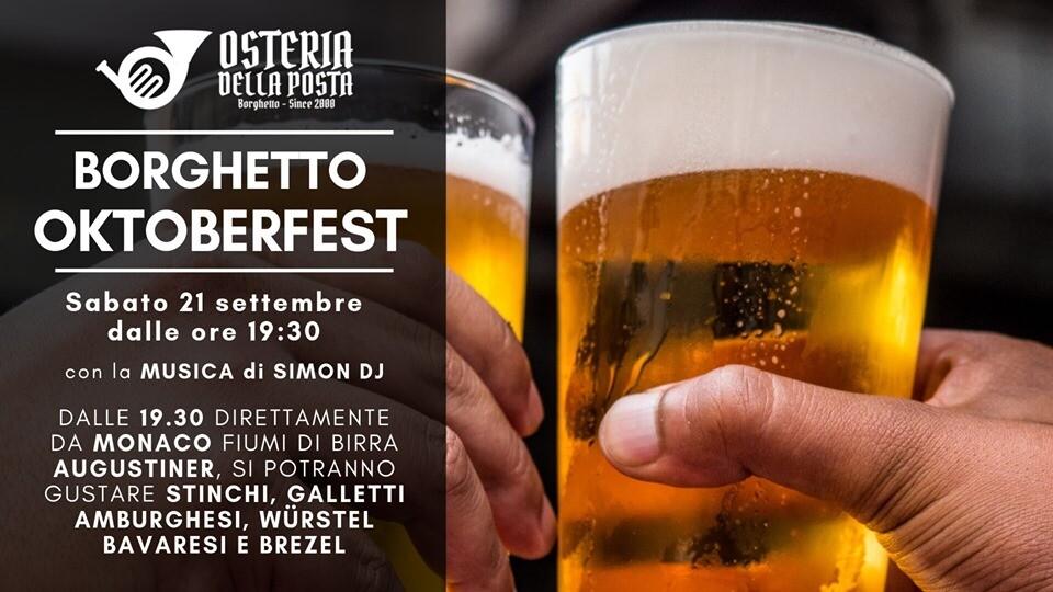 Oktoberfest Borghetto