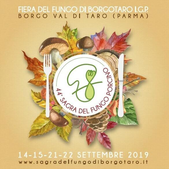44°edizione della fiera del fungo di Borgotaro: programma del 15 settembre