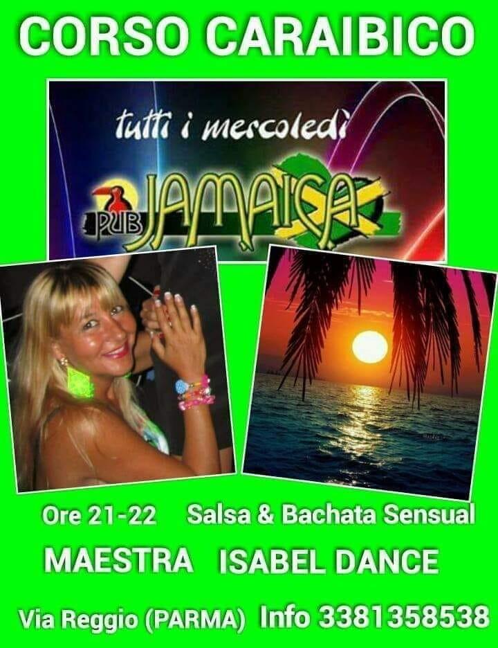 JAMAICA PUB PARMA: corso di danze caraibiche