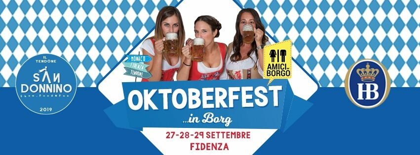 Oktoberfest in Borg vol 6