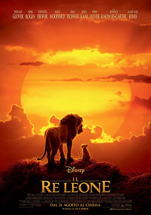 Il re leone al cinema San Martino