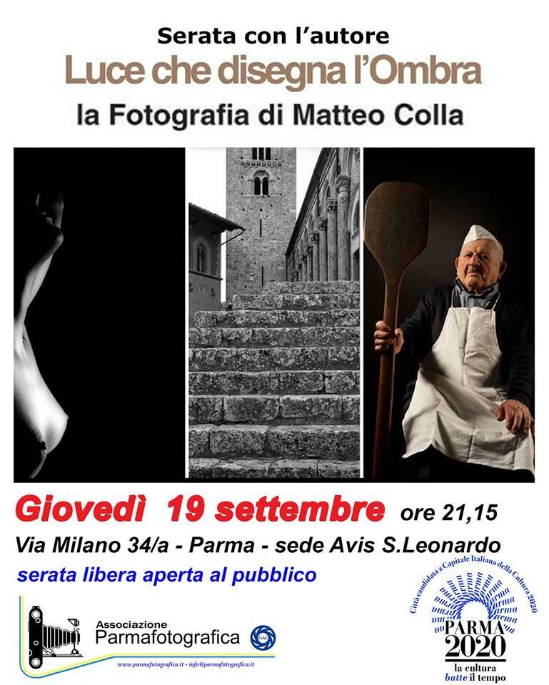 I giovedì di Parma Fotografica: le foto di Matteo Colla