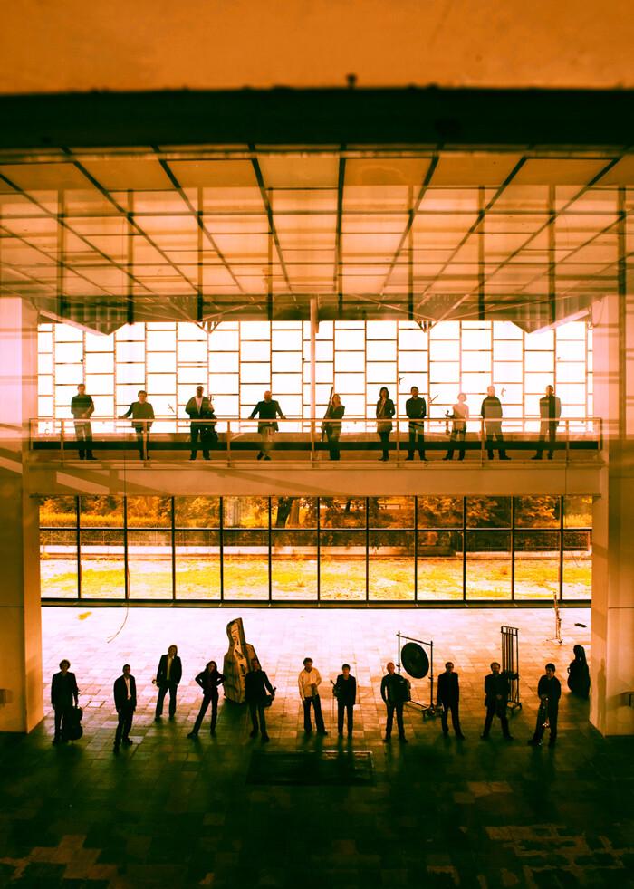 """TRAIETTORIE"" Rassegna internazionale di musica moderna e contemporanea:  Klangforum Wien"