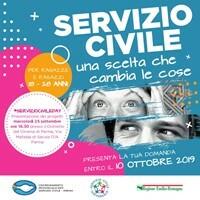 Servizio civile day Il 25 settembre vieni a conoscere le opportunità che offrono gli enti del nostro territorio