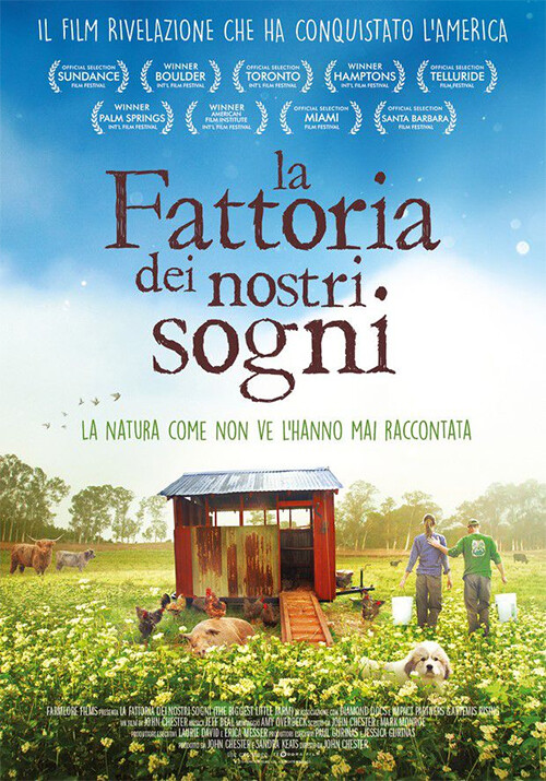 """The Original Ones""   THE BIGGEST LITTLE FARM (La fattoria dei nostri sogni)"