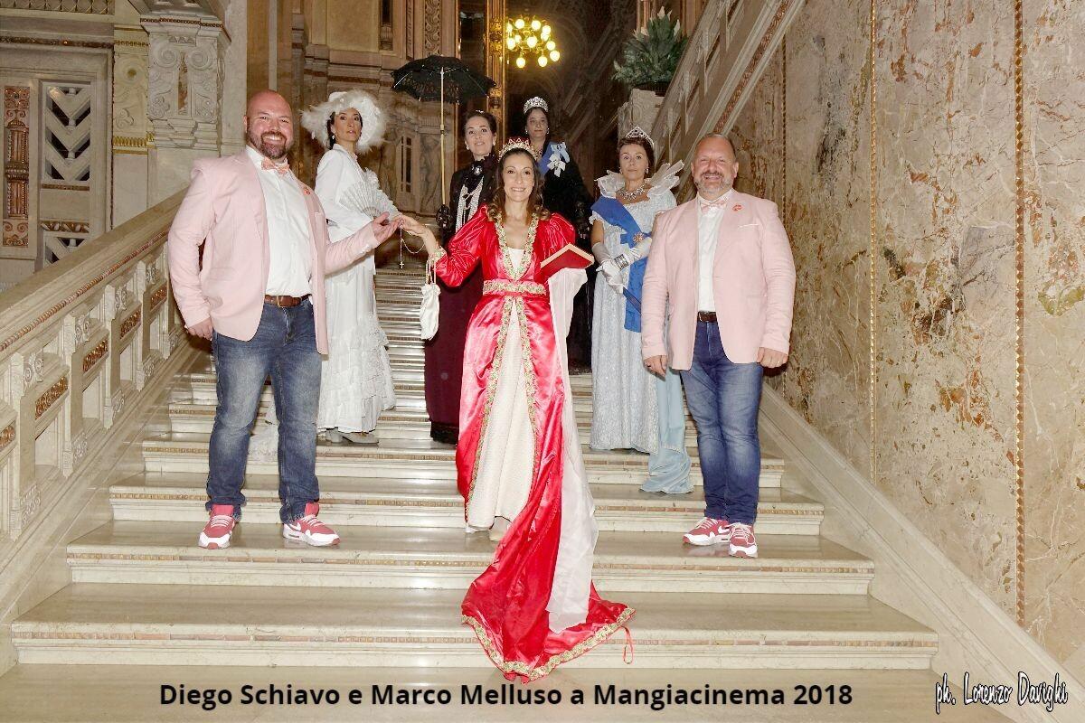 Premio Mangiacinema Pop A ritirarlo saranno i registi bolognesi Marco Melluso e Diego Schiavo