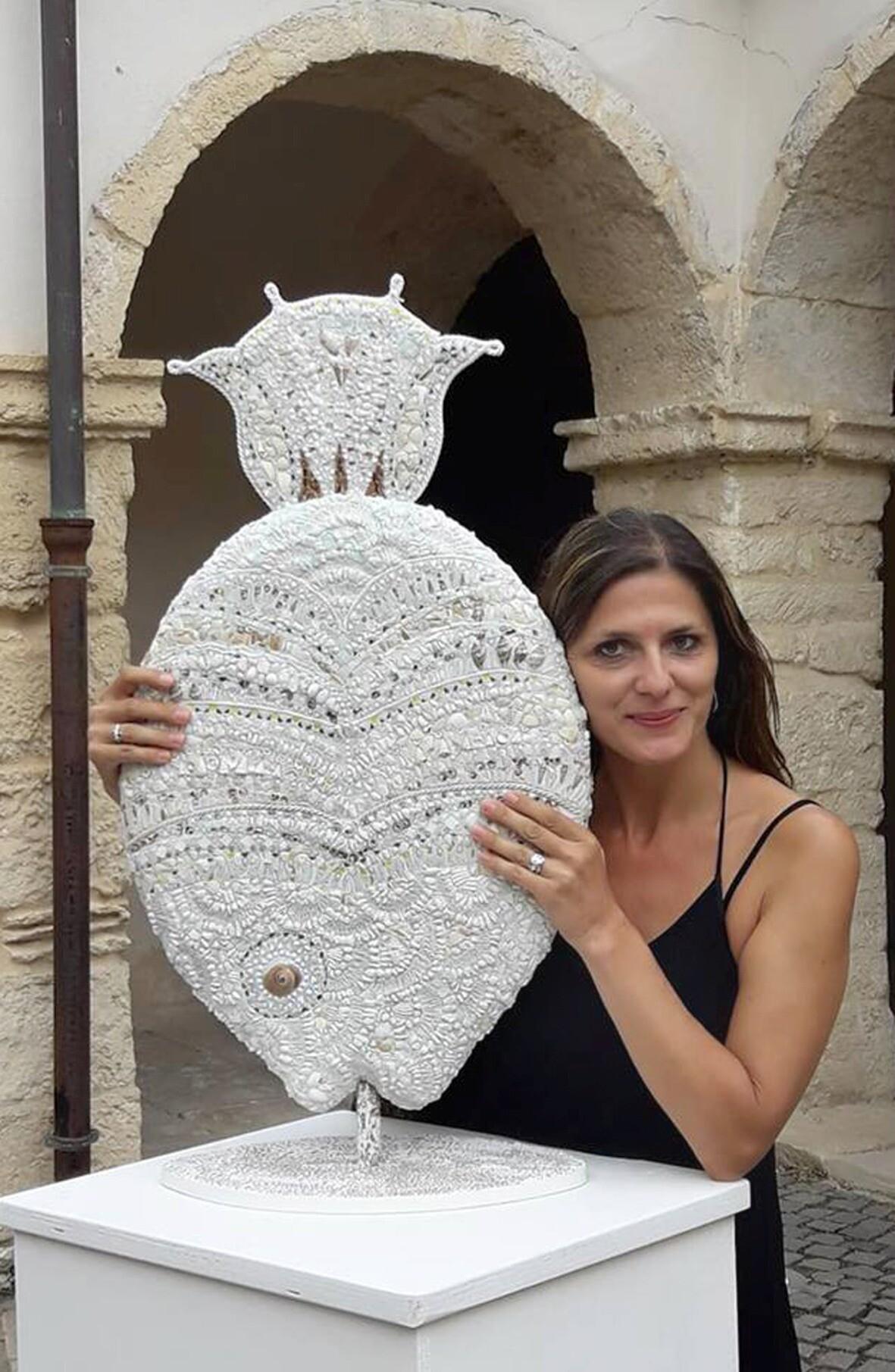 Nekiya: Il viaggio notturno per mare,  mostra dell'artista Kina Bogdanova nell'Antica Galleria di Palazzo Vecchio,