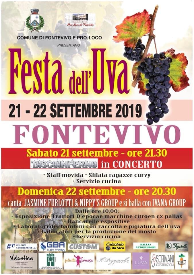 Festa dell'uva a Fontevivo