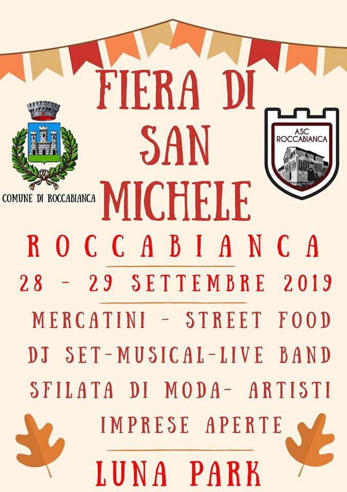 Fiera di San Michele a Roccabianca