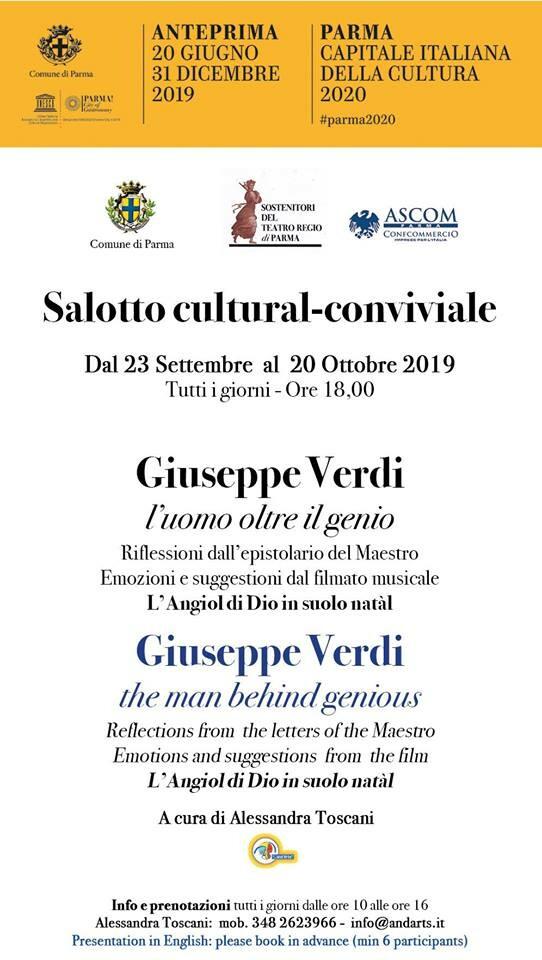 VERDI OFF: Giuseppe Verdi l'uomo oltre il genio