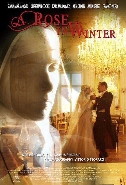 Parma Music Film Festival:  A ROSE IN WINTER   di Joshua Sinclair al  Cinema Astra