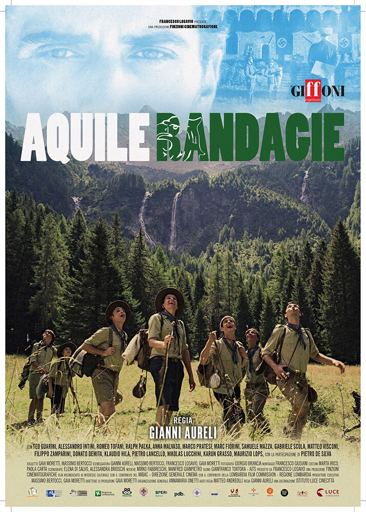 Aquile Randagie  al Cinema D'Azeglio
