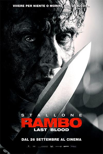 RAMBO last blood   al cinema Cristallo di Borgotaro