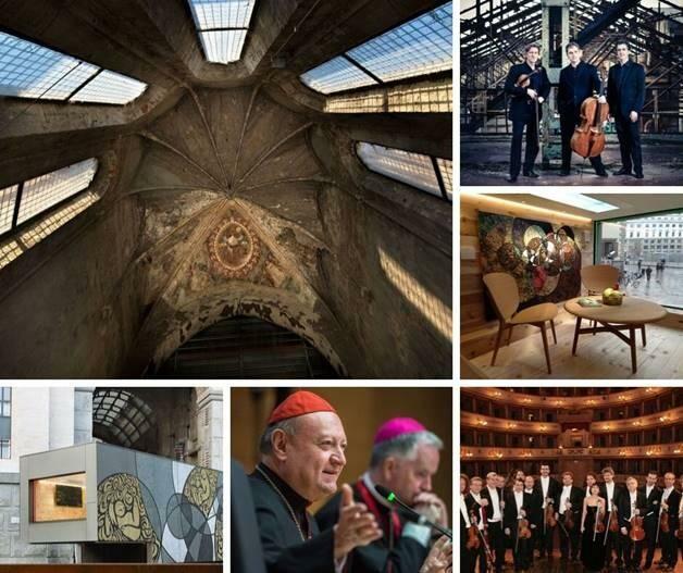 Il lungo weekend di San Francesco del Prato: incontro con il Cardinale Gianfranco Ravasi