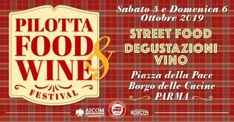 Pilotta Food & Wine 2019