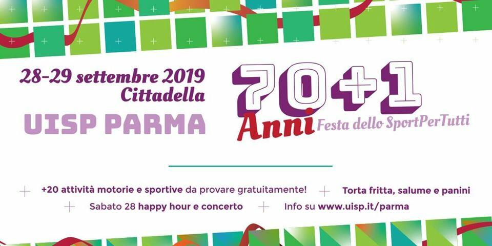 70 anni +1 festa dello Sportpertutti