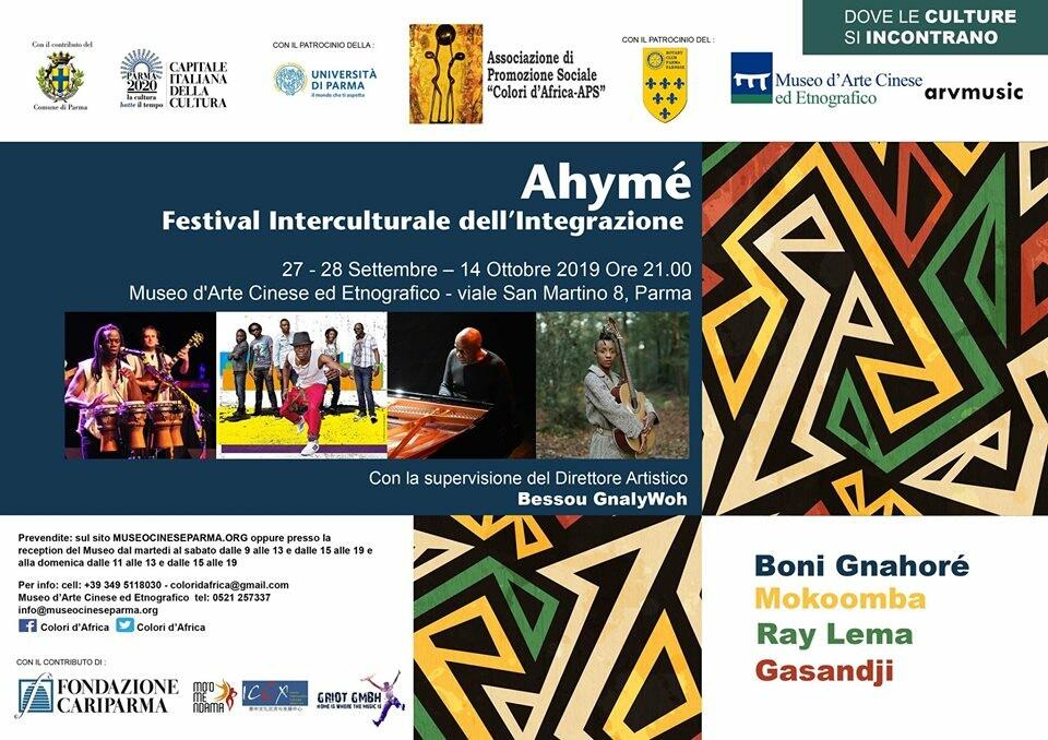 Ahymé Festival