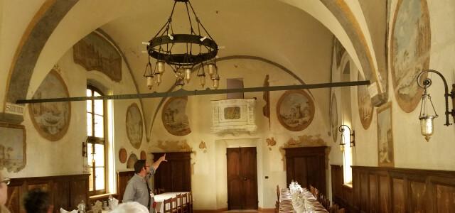 Appuntamenti sul CAMMINO Via di Linari  a Parma - Torrechiara - Lagrimone