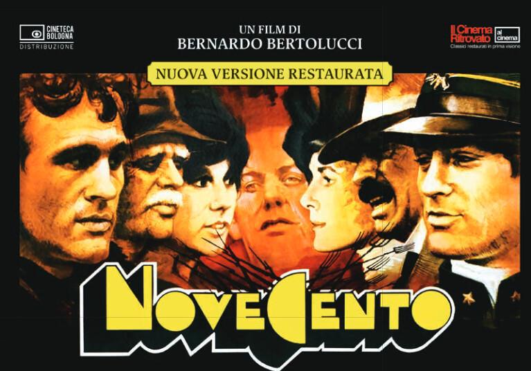 Novecento al cinema Odeon di Salsomaggiore
