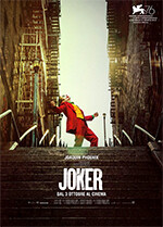 JOKER VINCITORE DEL LEONE D'ORO ALLA 76° MOSTRA DEL CINEMA DI VENEZIA  al cinema Odeon