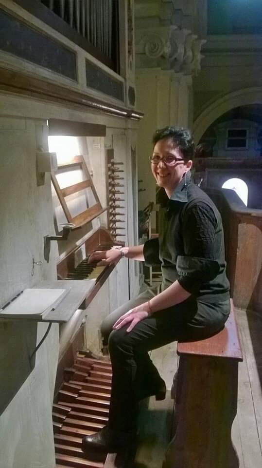 Nella chiesa di San Martino il concerto dell'organista Milena Mansanti