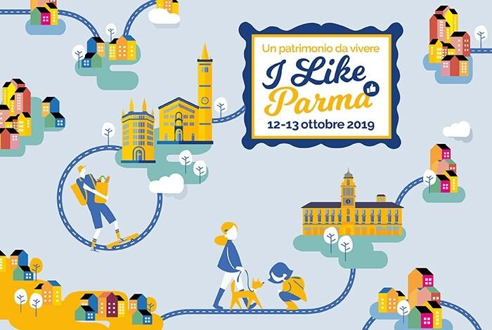 I like Parma. Un patrimonio da vivere.
