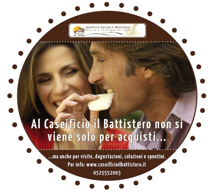 Caseifici aperti: visita  il caseficio  Battistero