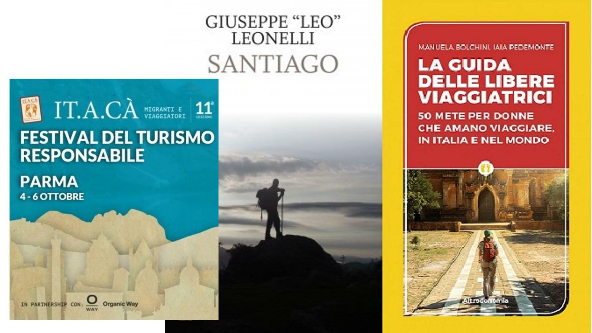 """""""Scrittori in cammino"""". Evento del Festival del Turismo Responsabile IT.A.CA'"""