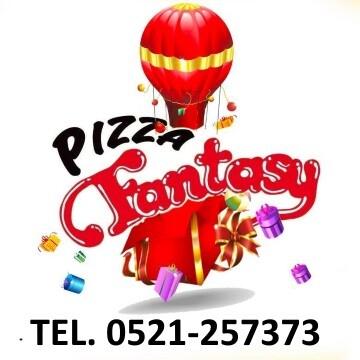 Pizza Fantasy aperto anche di lunedì