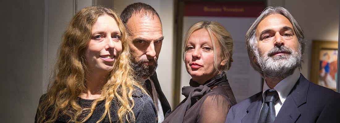 TUTTO HA UN LIMITE_Piccoli omicidi a teatro   inaugura la stagione del teatro di Fontanellato
