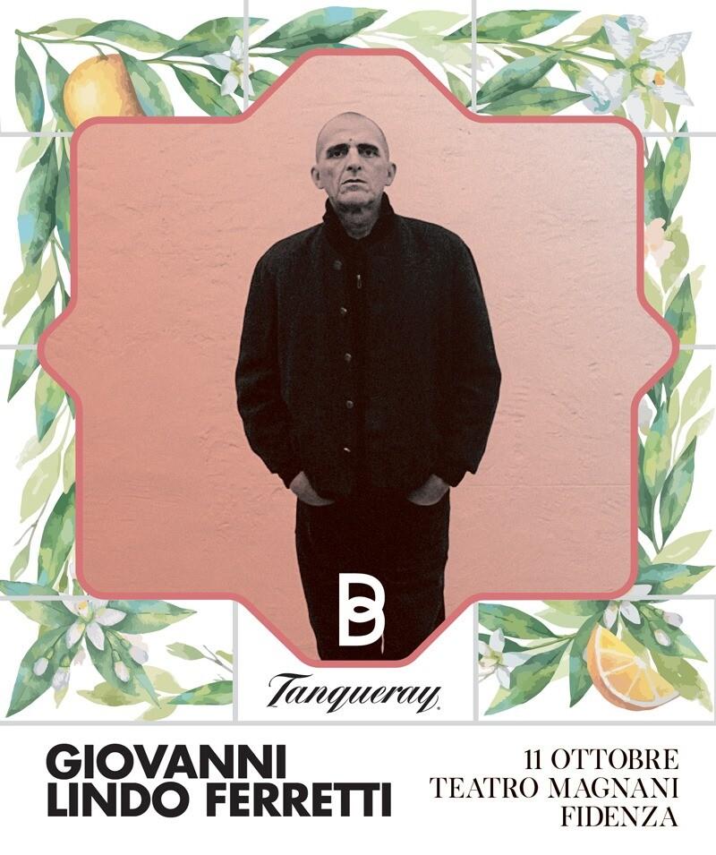 Barezzi Preview, sul palco Giovanni Lindo Ferretti