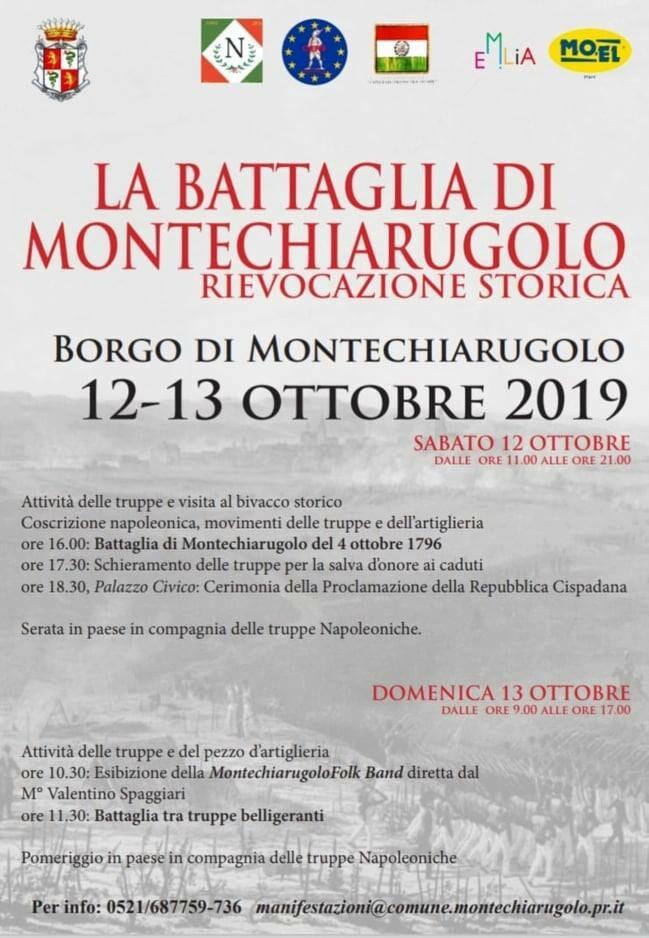 La Battaglia di Montechiarugolo