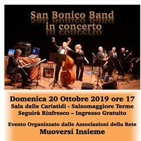 San Bonico Band in concerto