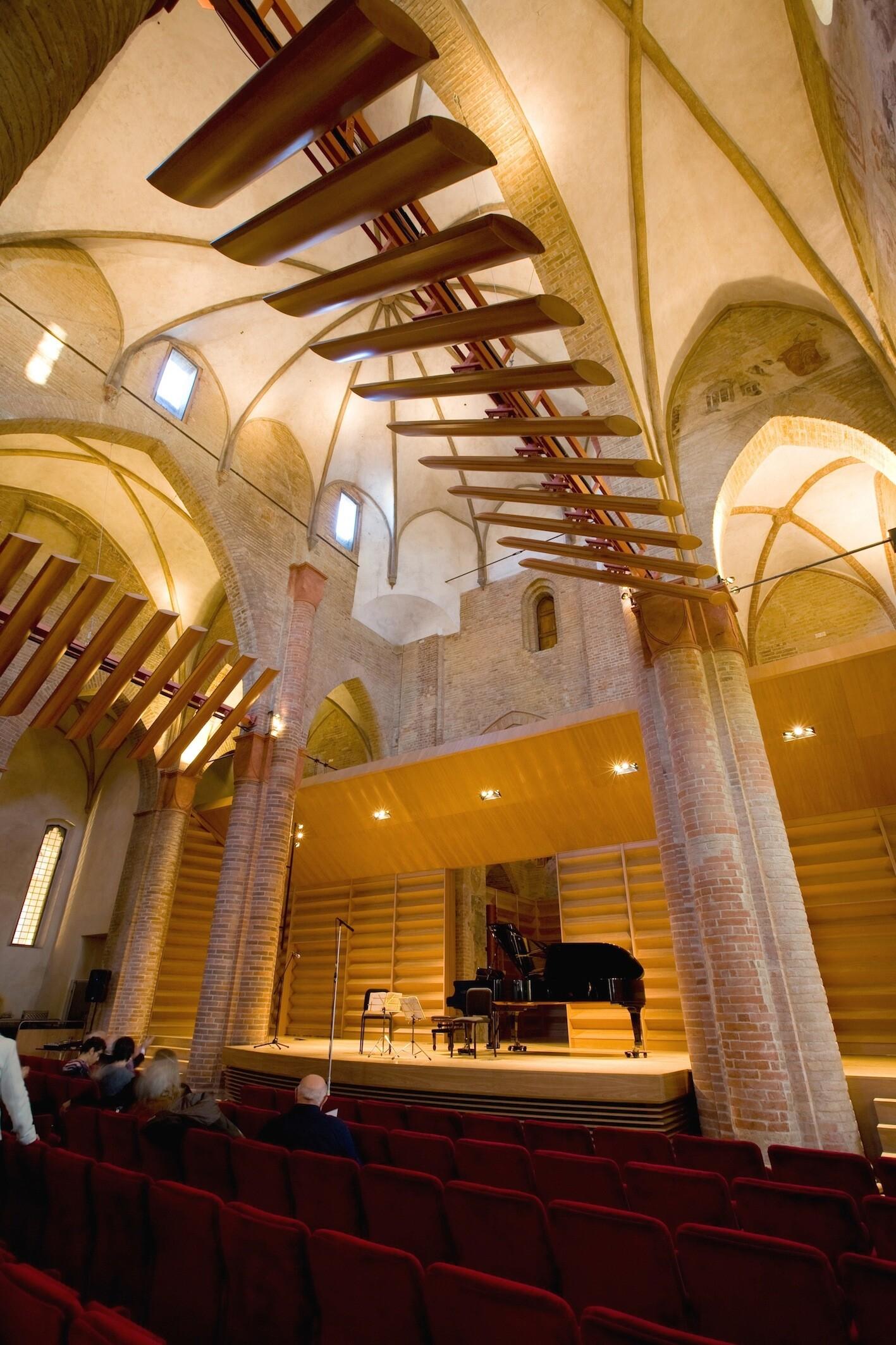 Concerto della vincitrice  della borsa di studio  Zonta International - Club di Parma