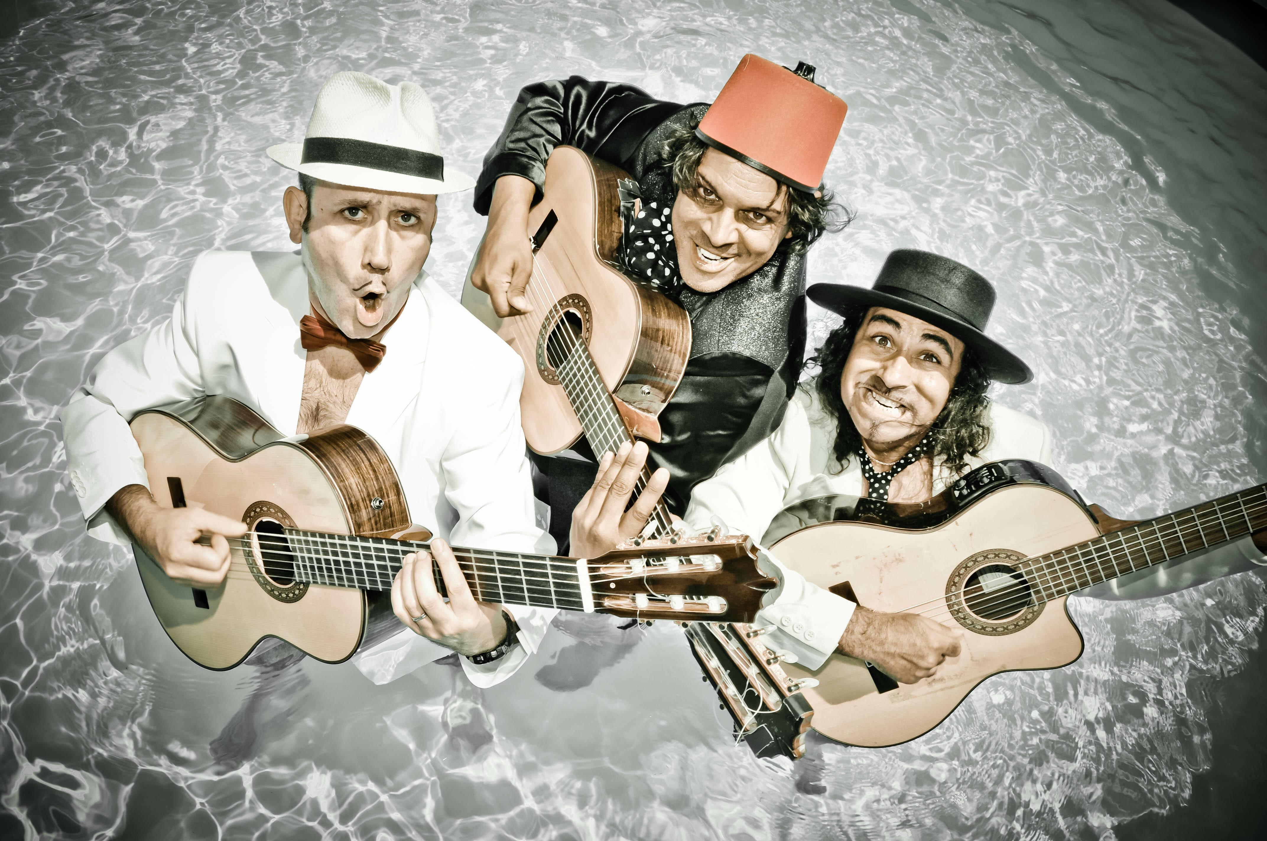 PAUL MOROCCO & OLÉ! teatro comico-musicale all' ARENA DEL SOLE ROCCABIANCA