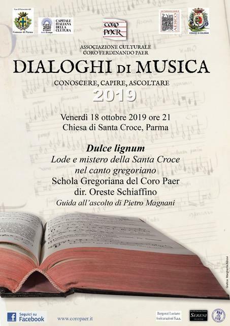 Dialoghi di musica col Coro Paer nella chiesa di Santa Croce