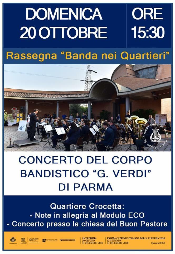 """Concerto del corpo bandistico """"G.Verdi"""""""